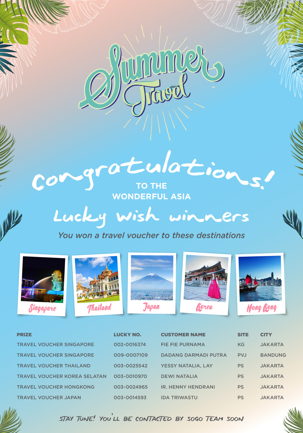 Lucky-Wish-Winner-Summer-travel-isi