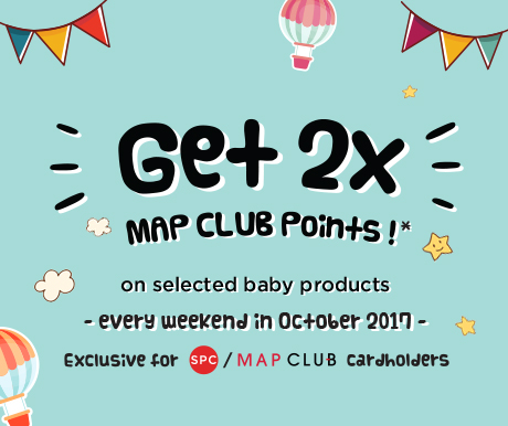 LANDING PAGE KIDS 2x MAP CLUB POINTS
