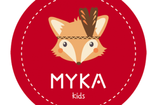 logo myka website